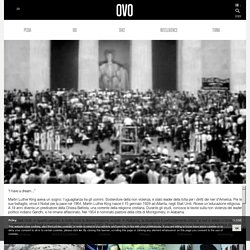 Martin Luther King - OVO