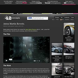 Aston Martin Reverie