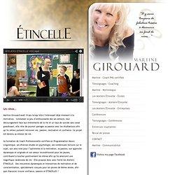 Martine Girouard - Le Projet Étincelle