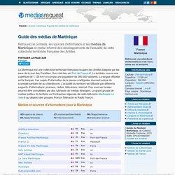 médias martiniquais: presse, radio, télévision