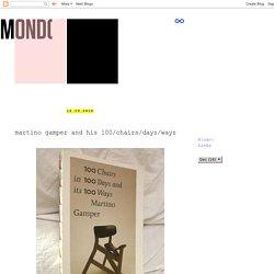CRÉA martino camper chaise psyché -EN
