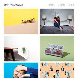 Martyna Pawlak - Projets