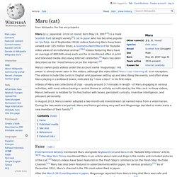 Maru - Wikipedia