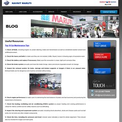 Maruti Suzuki Car Finance Service in Thane