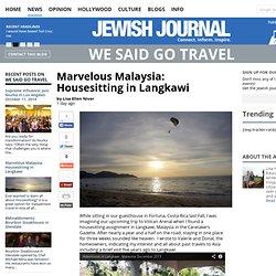 Marvelous Malaysia: Housesitting in Langkawi