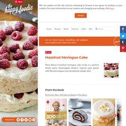 Mary Berry's Hazelnut Meringue Cake