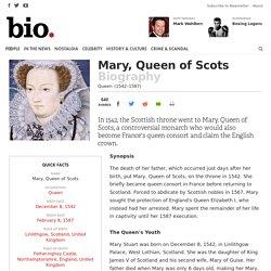 Mary, Queen of Scots - Queen