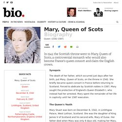 Mary, Queen of Scots - Queen