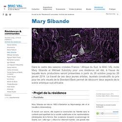 Mary Sibande