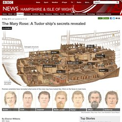 The Mary Rose: A Tudor ship's secrets revealed