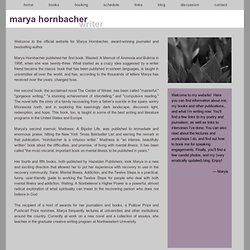 marya hornbacher