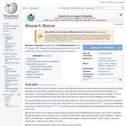 Maryan S. Maryan