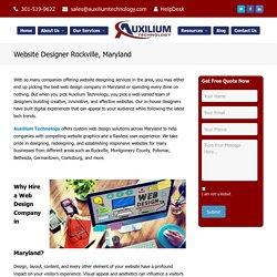 Website Design Company Rockville MD