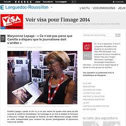 """Maryvonne Lepage : """"Ce n'est pas parce que Camille a disparu que le journalisme doit s'arrêter"""""""