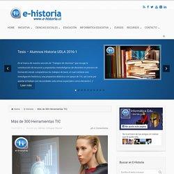 Más de 300 Herramientas TIC
