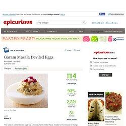 IHM Garam Masala Deviled Eggs