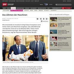 Das Zähmen der Maschinen - Kultur - Schweizer Radio und Fernsehen