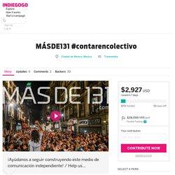 MÁSDE131 #contarencolectivo