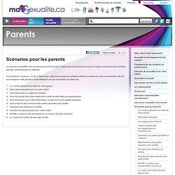 Des cas pratiques pour les parents