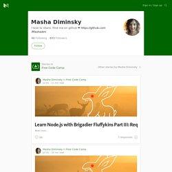Masha Diminsky