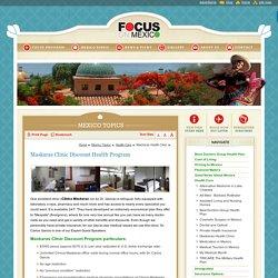 Maskaras Clinic Discount Health Care Program