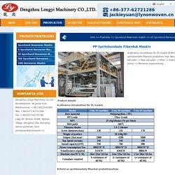 PP spritsbondade fiberduk maskintillverkare - bästa PP spritsbondade fiberduk maskin produkter - Dengzhou Longyi maskiner Co., Ltd
