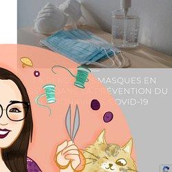 La place des masques en tissus : mon avis d'ingénieure textile