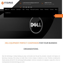 Dell Servers in Georgia, Colorado, Massachusetts, Atlanta, Washington, New Jersey, Georgia, Florida and Texas
