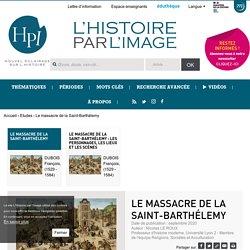 <em>LeMassacre de la Saint-Barthélemy</em>