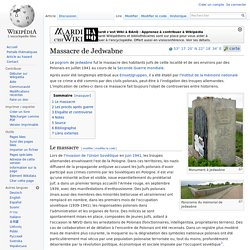 Massacre de Jedwabne