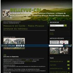 Massacre en Corée - Pablo Picasso (analyse du tableau) - Bellevue-CDI
