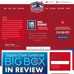 Supply Chain Real Estate Solutions