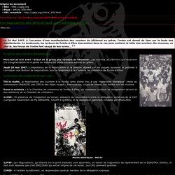Les massacres des 26 & 27 mai 1967 à Pointe à Pitre