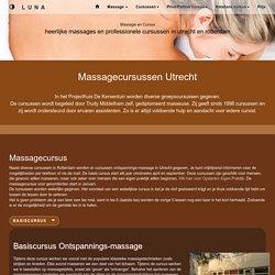 Massage-cursus Utrecht