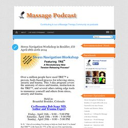 Massage Podcast