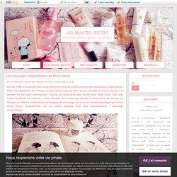 Les massages lymphatiques de Chizu Saeki - Les Beautés Testent
