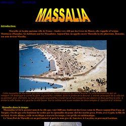 Massalia, colonie grecque