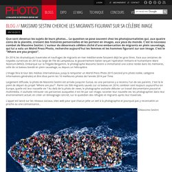 Massimo Sestini cherche les migrants figurant sur sa célèbre image