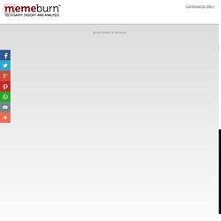 3 massive technologies set to define the next few years - Memeburn