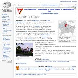 Mastbruch (Paderborn)