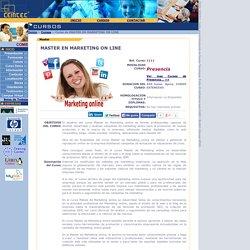 Máster en Marketing web