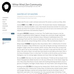 White Wind Zen Community