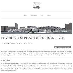 Master Parametric Design