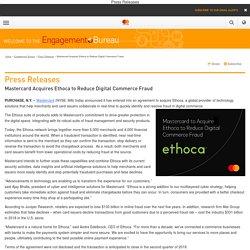 Acquires Ethoca
