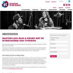 Masterclass Sebas van Olst en Eddy Addai - Scholen in de Kunst