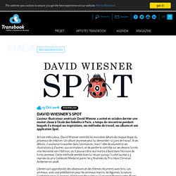 Masterclass david wiesner - Transbook
