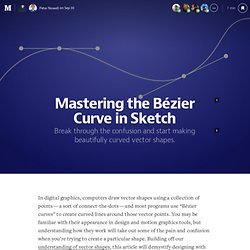 Mastering the Bezier Curve in Sketch — .Sketch App