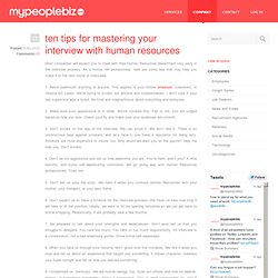 Tips for Making Your Thin Resume Presentable
