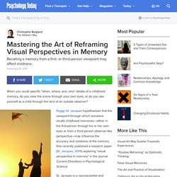 Mastering the Art of Reframing Visual Perspectives in Memory
