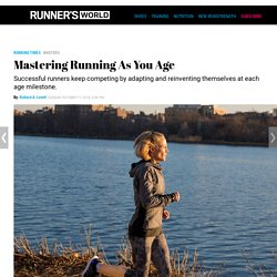 Mastering Running As You Age : Young Masters: 35-44